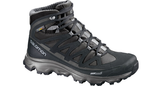 Salomon Synapse Snow CS WP M's Black/Autobahn/Pewter
